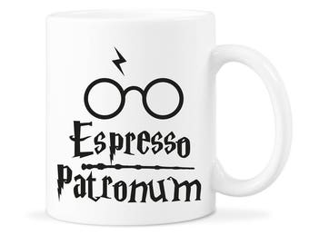 Harry Potter Mug Cup Potter Gift Mug Potter Gift Cup Harry Potter Gift Harry Potter Coffee Harry Potter Cup Harry Potter Mug Potter Patronum