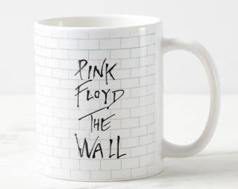 Pink Floyd The Wall Mug - Pink Floyd Mug - Birthday Gift - Gift for Her - Gift for Him - Pink Floyd