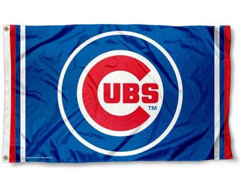 Chicago Cubs 3' x 5' Flag