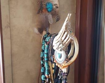 Saguaro arm wall hanging