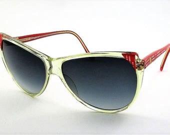 Vintage Sunglasses Laura Biagiotti  Mod.V32