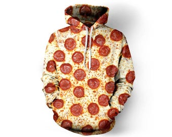 Junk Food, Fast Food, Food Clothes, Junk Food Clothing, Food Hoodie, Food Clothing, Hoodie Pattern, Pizza Hoodie, Hoodie, 3d Hoodie Style 4