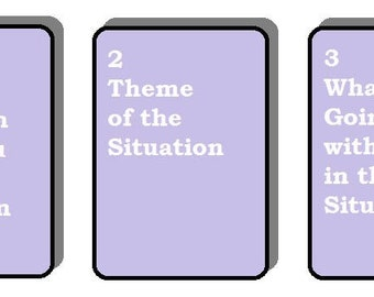 3 Card Spread Reading