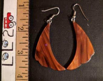80's vintage earrings