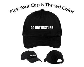 Do Not Disturb Dad Cap, Do Not Disturb Dad Hat, Dad Cap, Dad Hat, Funny Hat, Cap, Hat, Cap Daddy