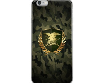 iPhone Case, Army, Infantry,BDU, CIB, Military, Veteran