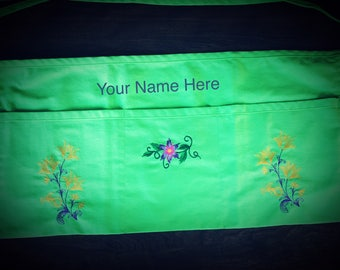 Custom, personalized apron