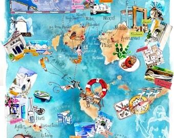 Cyclades Aegean