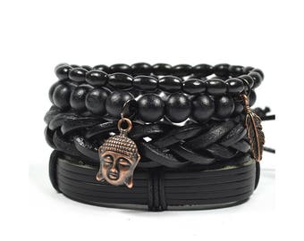 Karma Bracelet Set
