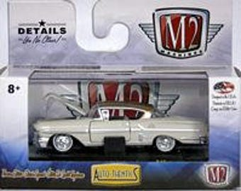 M2 Machines Auto Thentics Release 45 1958 Chevrolet Impala