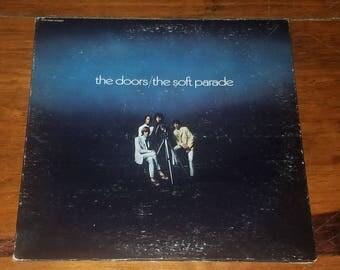Vinyl: The Doors, The Soft Parade, Free Shipping