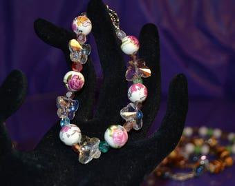 8 1/2 inch clasp bracelet