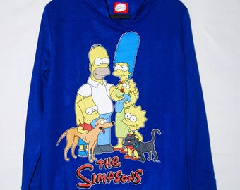 FREE Shipping!! The Simpson Family / Bart Simpson hoodie