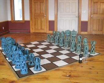 Chess Set, Full Size