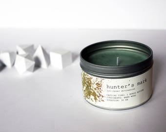 Hunter's Mark Spell Candle