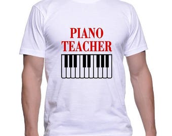 Tshirt for a Piano Teacher