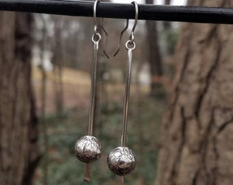 Pendulum Earrings