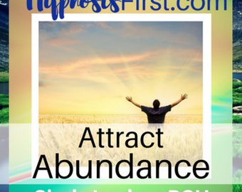 Attract Abundance Hypnosis MP3