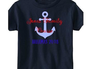Family Cruise Shirt, Tee, Cruise Shirt
