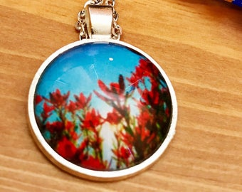 Summer Flowers Pendant