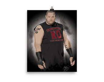 Kevin Owens Poster Print