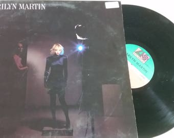 Marilyn Martin : Marilyn Martin Self Tittle. Vinyl Record LP