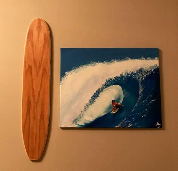 Mini Surfboard Wall Art Hangings Decorative Beach