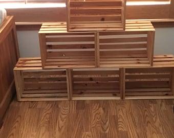 Decorative Pallet box