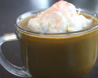 Hot Cocoa Candle