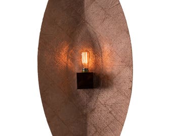 Product title: SchWach Composites - WO33 elegant wall light