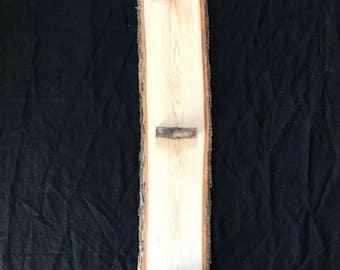 Good Tree Fine Wares natural coat hanger