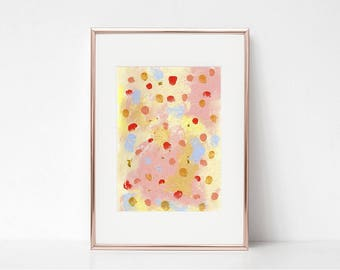 Pink Abstract painting, wall decor, home decor, wall art, Original acrylic painting, abstract art, original painting, wall art, Painting