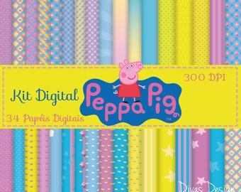 Peppa Pig Digital Kit