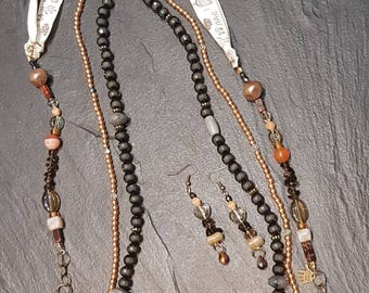 Stacking jewellery set