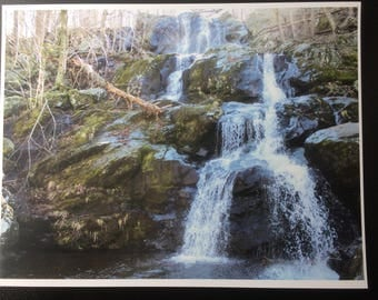 Dark Hollow Falls print
