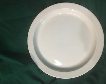 Dansk Bistro Vintage salad plate 9 in.Made in Portugal