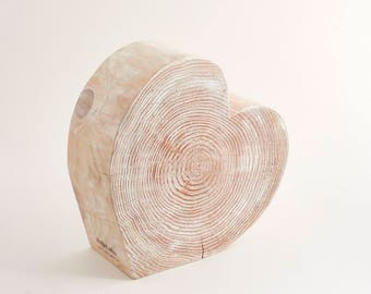 My Lovely Logs are beautiful decorations, made from wood. Each one is unique and would make a chic addition to your home and garden.