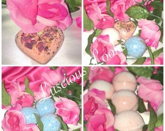 Relaxation Bath Bombs