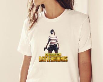 PlayerUnknowns BattleGrounds (PUBG) Inspired T-Shirts