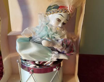 Court Jester Musical Animated Doll
