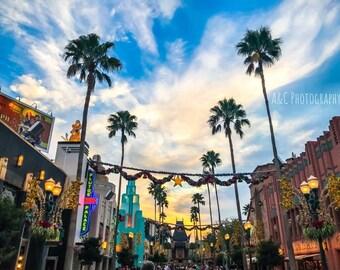 Hollywood Studios a Christmas