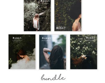 BUNDLE: Monat Welcome PDFs