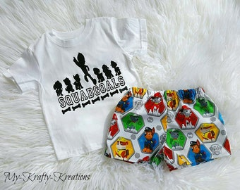 Paw Patrol Outfit  Custom Choose Your Size