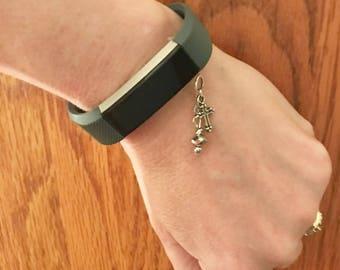 Fitbit charm-cross