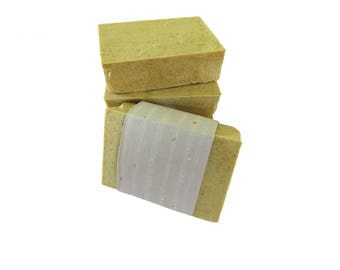 Sage and Lemongrass Soap
