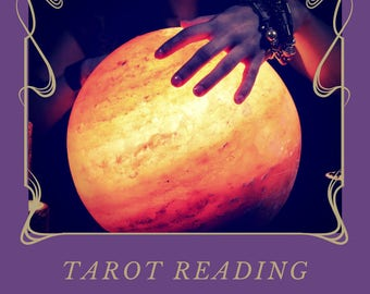 TAROT READING: 5 Card Intuitive Reading