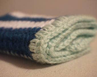 Quarky Crocheted Cloth