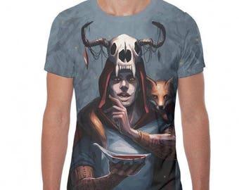 Teen Wolf  Full Print T-Shirt