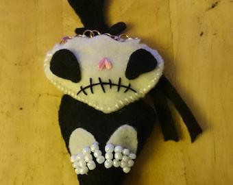 Plush Grim Reaper