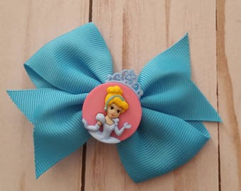 Princess Cinderella Hair Clip